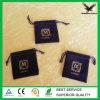 カスタム昇進のロゴによって印刷されるビロード袋