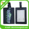 Tag de borracha da bagagem do PVC da informação de Ppaer (SLF-LT051)