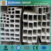 Tubo cuadrado del aluminio del precio competitivo 6060 de la buena calidad