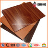 Bois et Timber Look Composite Plastics Aluminium Panel