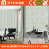 Luxe 3D Foaming Wallpaper pour Home Decoration