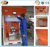 Centro que introduce del polvo automático para el cambio del color rápido