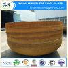 炭素鋼のボイラー圧力容器楕円形ヘッドまたは皿またはタンクヘッド