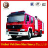 Sinotruck 8000L Fire Frighting Truck (270HP)