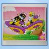 Het grappige Tangram Stuk speelgoed van de Puzzel