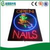 중국은 만들었다 가장 싼 주문을 받아서 만들어진 LED Windows 못 표시 (HSN0064)를