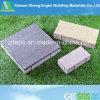 Brique de pavage extérieure antidérapage d'argile d'excellente qualité colorée