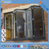 Solid Wood Bi-Fold Door for Beautiful Luxury (RSD0056)