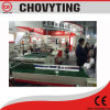 Automatische Plastiktasche-Ausschnitt-Maschine für Einkaufen Griff-Beutel
