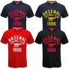 Polo du T-shirt de vente de Mens de Pima des hommes chauds de coton (A060)