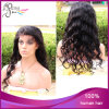 Body Wave Indian Remy Hair Signal Silk Full Laces Wig