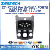 2 de Radio van de Auto van DIN voor GPS KIA Shuma/Forte/Cerato 2008-2011 DVD Speler