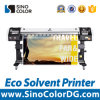 Epson 헤드를 가진 1.6m Sinocolor 폭풍우 ES 640c 비닐 인쇄 기계