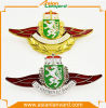 3D Insignia Metal Badge Pin mit Soft Enamel