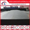 Горячекатаная слабая плита Q235B стальная Chequered