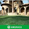 Дерновина естественного взгляда искусственная для Landscaping, Landscaping искусственная трава (AMF426-25D)