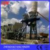 Planta de procesamiento por lotes por lotes concreta Enquipment completamente automático de la serie de Hzs en Israel