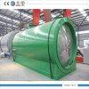Óleo da pirólise à máquina 10tpd da refinação de óleo diesel
