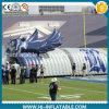 Sale를 위한 주문을 받아서 만들어진 Sport Games Usage Inflatable Owl Tunnel