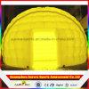 يعلن قابل للنفخ بيضاء قبة خيمة, قابل للنفخ كوخ قبّيّ ثلجيّ خيمة, خيمة قابل للنفخ مع [لد] ضوء