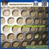 Metal perforado galvanizado para los muebles de Bingye
