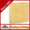 Bolsa de papel del regalo de las compras del Libro Blanco del papel de arte (210151)