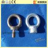 La baisse d'acier inoxydable a modifié la noix de l'oeil DIN582