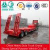 Sale를 위한 중국 Truck Trailer 3 Axle Low Bed Trailer