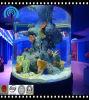 Het AcrylAquarium Aquarium/Cylindrical van vissen Aquarium/Glass