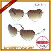 Polarisierte Metallinner-geformte Sonnenbrillen Fx3154-0