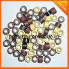 Micro anelli del silicone/anelli del rame micro/arnesi d'estensione dei capelli