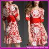 2015 New Europen Syle Fashion Dress в высоком качестве The. (D28922)