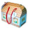 Die-Cut Gift Box в Shapes с Handles