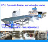 Automatic Loading와 Unloading 1325년을%s 가진 위원회 Furniture Production CNC Router