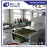 Neue Bedingung-Qualitäts-Kelp-Mikrowellen-trocknende Maschine