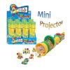 Het plastic MiniSuikergoed van het Stuk speelgoed van de Projector, de Toorts van het Stuk speelgoed met Suikergoed