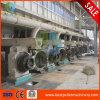 Tutte le macchine necessarie per fare le palline di legno per la centrale elettrica della biomassa e la stufa della pallina usate