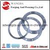 Garnitures de HDPE de plaque de fer de bride de HDPE