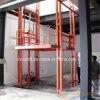 Plataforma hidráulica hidráulica industrial del elevador del cargo