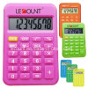 8 Digits Battery Power Pocket Calculator with Large LCD Screen (LC395B)