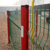 PVC Coated Welded Mesh Fence 또는 Bending Fence