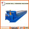 860/910 doppelte Schicht-Rolle, die Maschine bildet