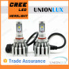 Vehicle Auto를 위한 2000lm 크리 말 Car LED Headlight Bulbs