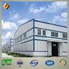 Estructura de acero de dos pisos barata popular para el almacén