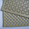 Alunimun Perforated Sheet per Decorative