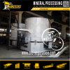 Chiusa di lavaggio del minerale metallifero della sabbia dell'oro che munisce concentratore di coda centrifugo che ricicla macchina