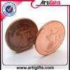 Подгонянное Challenge Coin с Different Plating