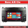GPSのBenz a/B Class、Bluetoothのための特別なCar DVD Player。 (CY-9301)