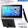 tableta toda junta capacitiva de la pantalla táctil de la base TFT 1920*1080 del patio 21.5-Inch (AIO-215)
