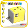 Jy-158 Travel Adapter avec 2 USB